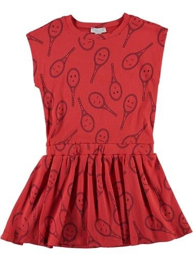 Panço Elbise Kırmızı